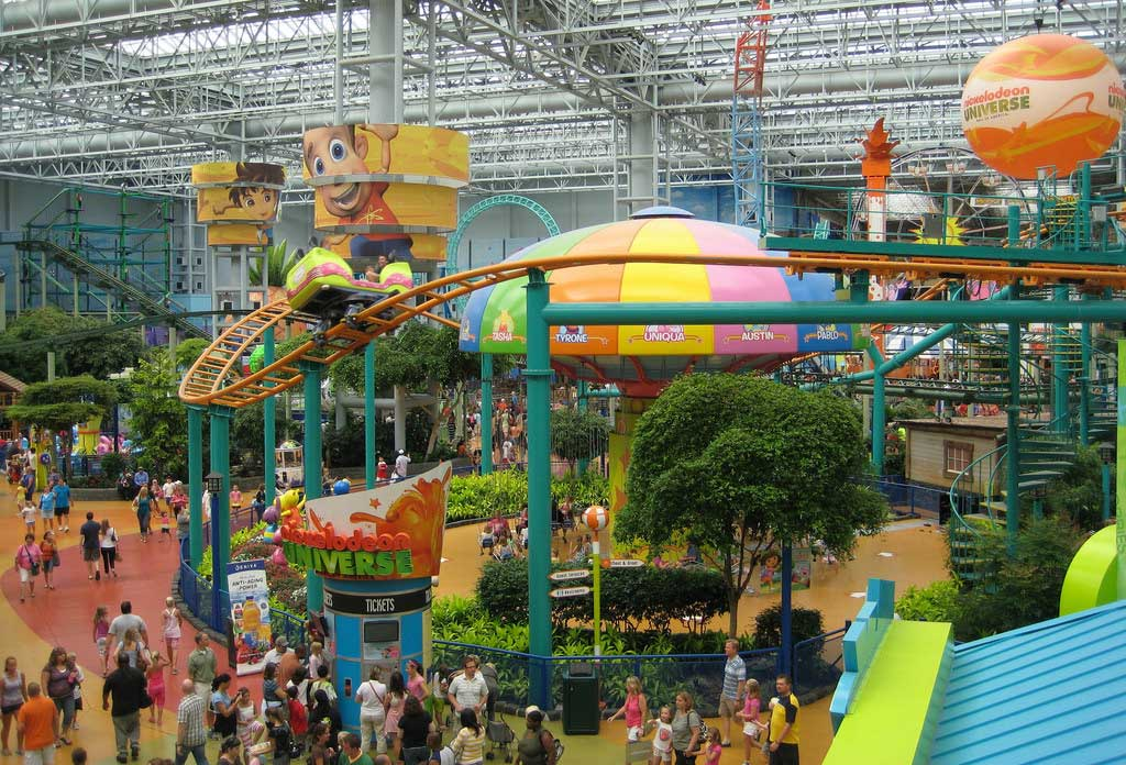 Massive Nickelodeon Theme Park Coming to NJ